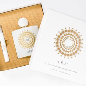 Estuche JOY of living - ALEGRÍA de vivir Leh Perfumes
