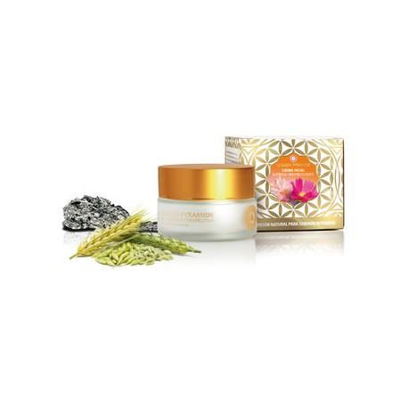 Crema Nutritiva Antiedad Miracle Jalea Real y Caviar Golden Pyramide