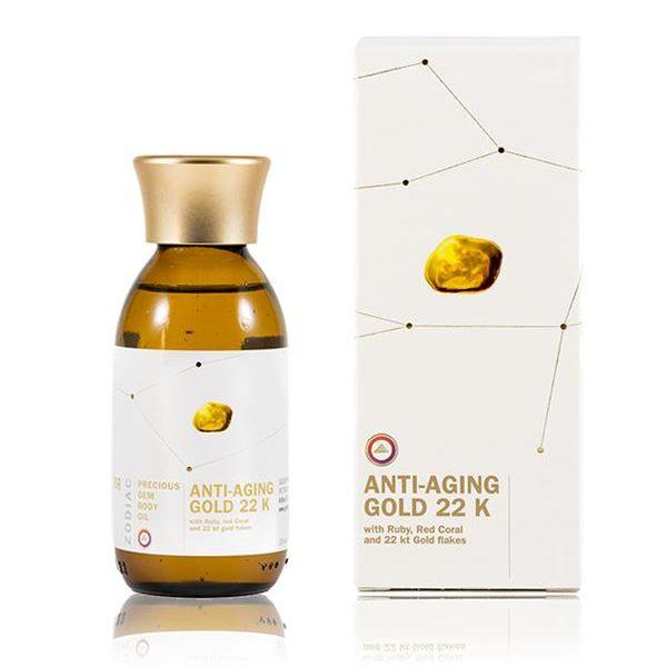 Aceite Rejuvenecedor Oro 22k Golden Pyramide
